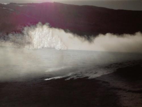 Par-delà des lointains bleus,  Fading Landscapes I