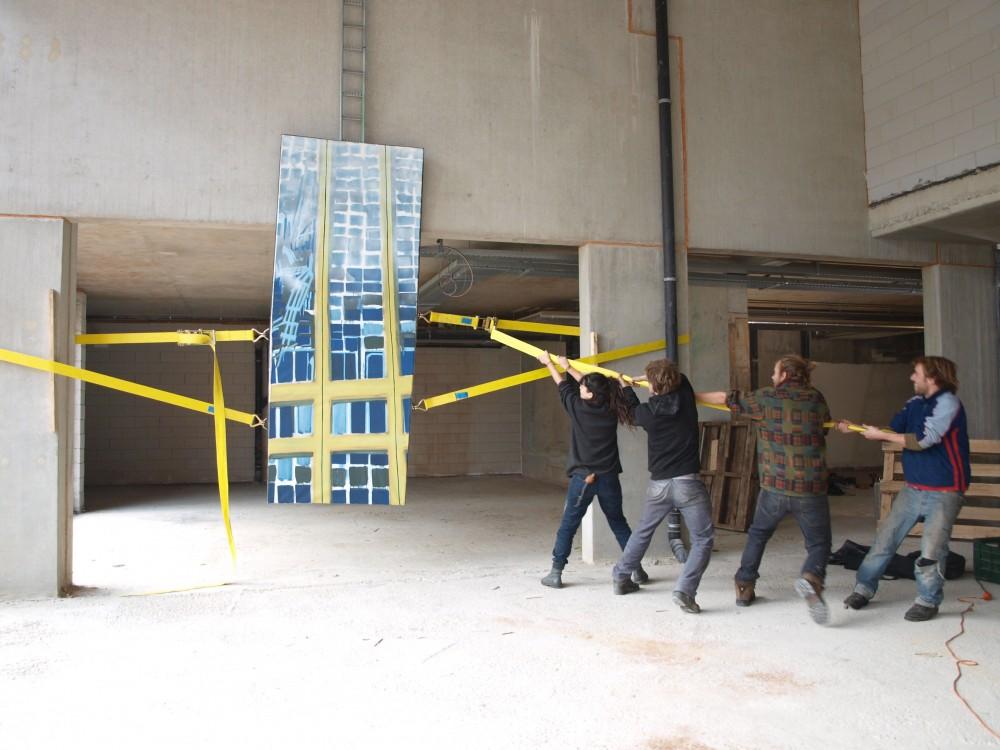 Redifining Façade Bounderies 1