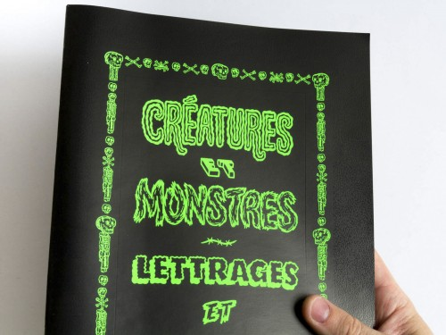 Créatures & monstres 01