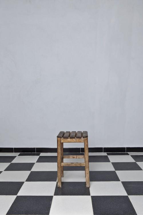 Révéler l'étoffe - Chaise