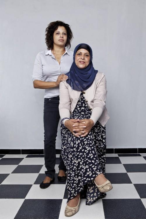 Révéler l'étoffe - Isma et Nadjia