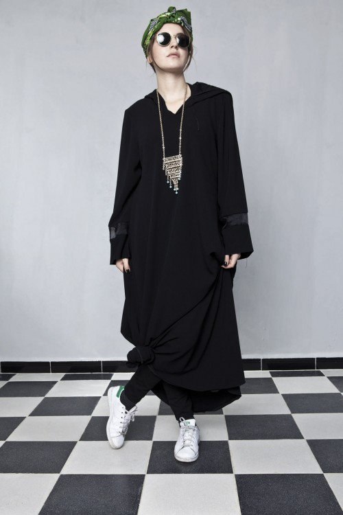 Révéler l'étoffe - Marwa