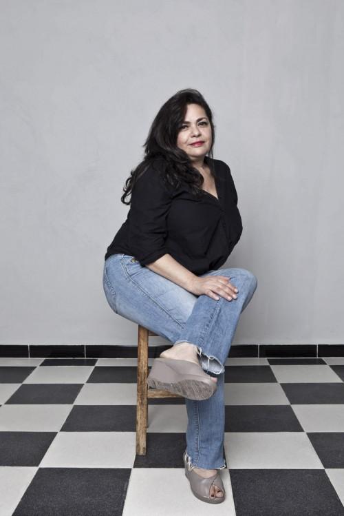 Révéler l'étoffe - Myriam