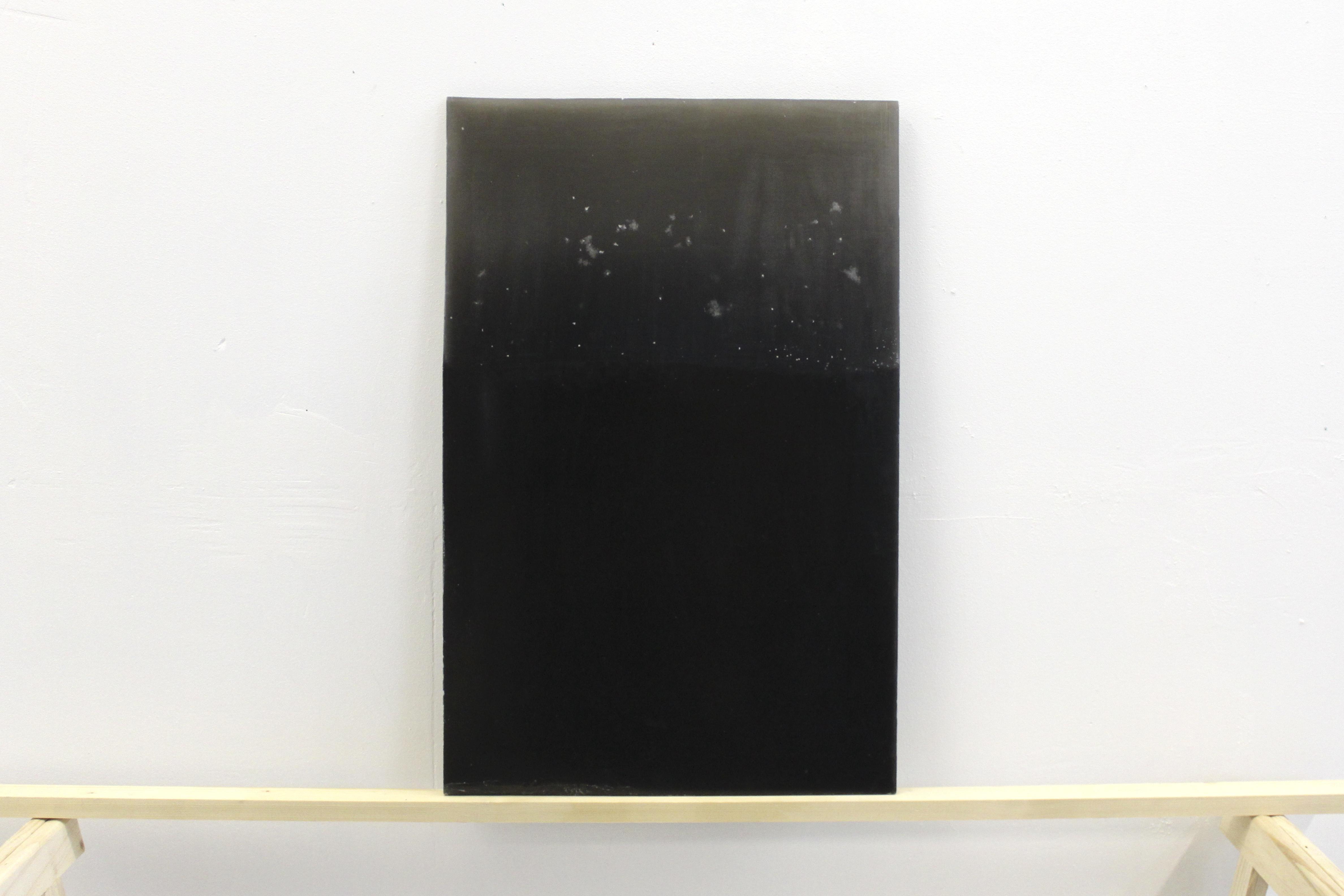 Coline Huger, 2013 - 103 bougies 40x60x3cm - cire gravée main, pigments